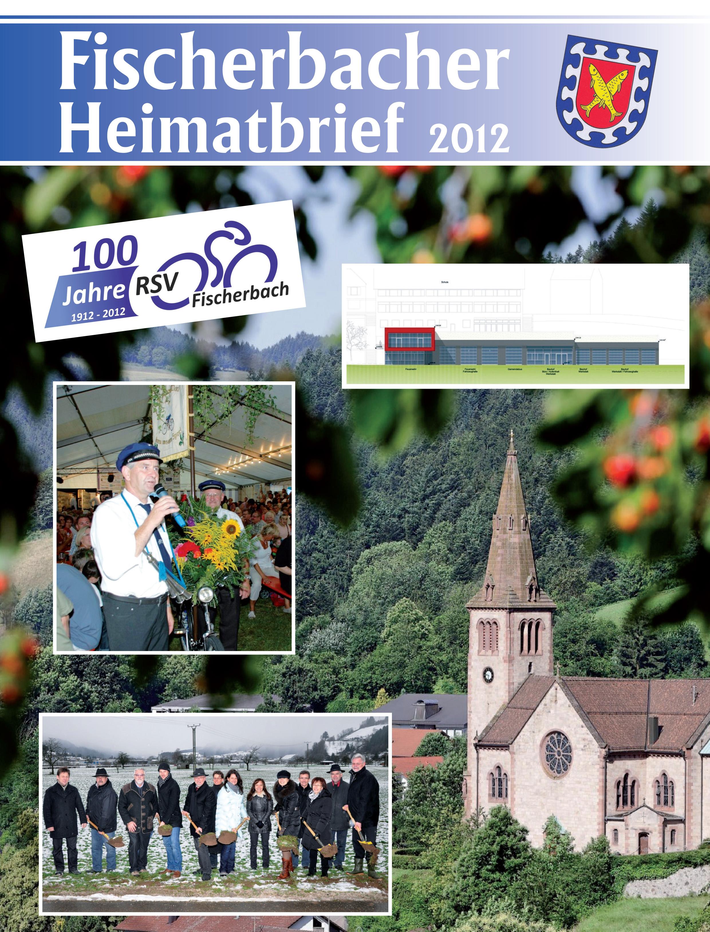 Heimatbrief_2012_Fischerbach_Titel