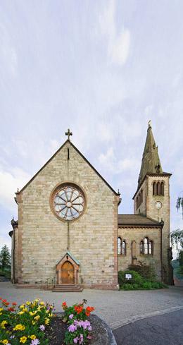 Katholische Pfarrkirche St. Michael