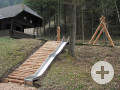 Spielplatz an der Walderholungsanlage