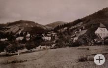 Ortsansicht Fischerbach um 1930